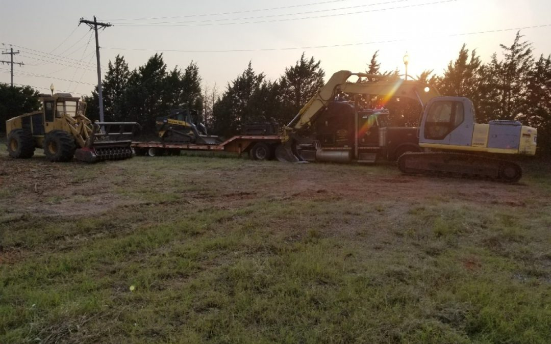 OKLAHOMA TREE SERVICE COMPANY ADDS LOT AND LAND CLEARING SERVICE